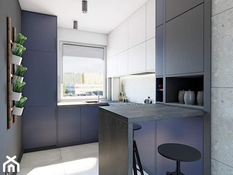 Aranżacje wnętrz - Kuchnia: Kuchnia - IN3 Architekci. Przeglądaj, dodawaj i zapisuj najlepsze zdjęcia, pomysły i inspiracje designerskie. W bazie mamy już prawie milion fotografii!