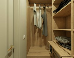 Garderoba - zdjęcie od IN3 Architekci - Homebook