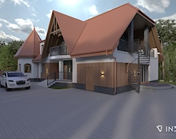 Projekt termomodernizacji i elewacji - zdjęcie od IN3 Architekci - Homebook