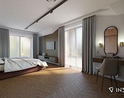 Sypialnia gospodarzy - zdjęcie od IN3 Architekci - Homebook