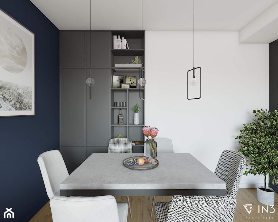 Salon - zdjęcie od IN3 Architekci
