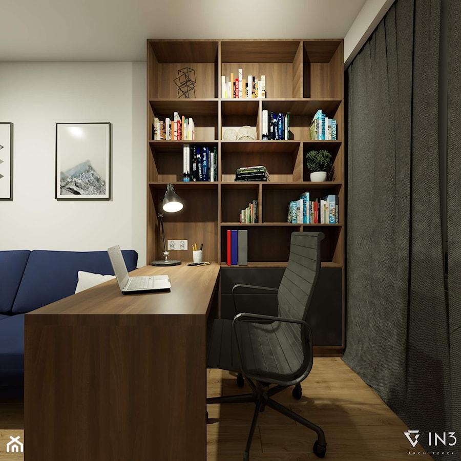 Gabinet - zdjęcie od IN3 Architekci