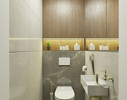 WC - zdjęcie od IN3 Architekci - Homebook