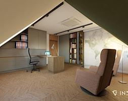 Gabinet - zdjęcie od IN3 Architekci - Homebook