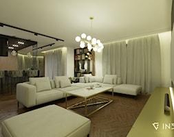 Salon - zdjęcie od IN3 Architekci - Homebook
