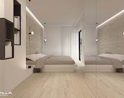 Sypialnia styl Minimalistyczny - zdjęcie od TILLA architects