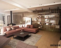 Miura studio - salon - zdjęcie od MIURA