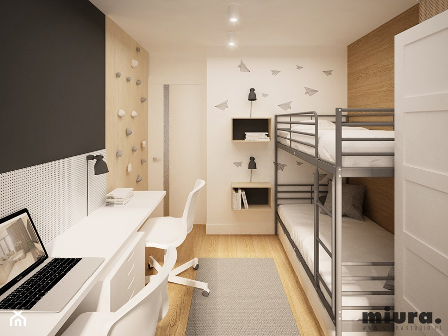 Miura studio - pokój chłopców - zdjęcie od MIURA