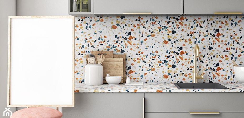 Płytki lastryko w kuchni i łazience – jak wykorzystać powracający trend?