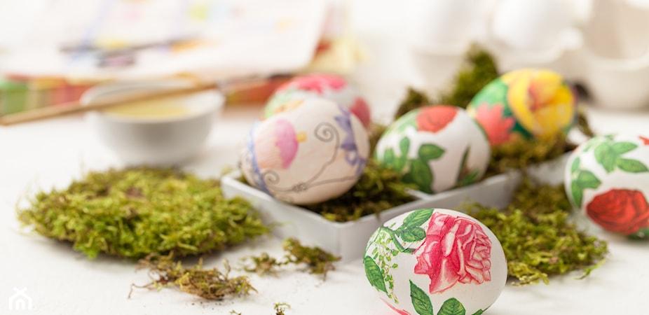 Jak zrobić jajka decoupage? Pisanki decoupage krok po kroku
