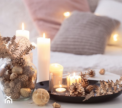 Stroik świąteczny w wazonie – 5 pomysłów na dekoracje bożonarodzeniowe w wazonie