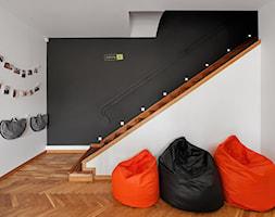 BIURO LIVECHAT_01 - Biuro, styl nowoczesny - zdjęcie od DWORNICKA STUDIO - Homebook