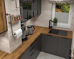 Kuchnia+loft+04+-+zdj%C4%99cie+od+STYLOWE+ARAN%C5%BBACJE+Studio+Projektowania+Wn%C4%99trz