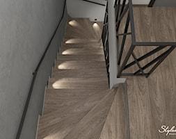 Schody+-+zdj%C4%99cie+od+STYLOWE+ARAN%C5%BBACJE+Studio+Projektowania+Wn%C4%99trz