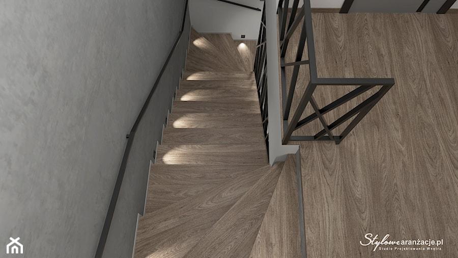 Schody - zdjęcie od STYLOWE ARANŻACJE Studio Projektowania Wnętrz