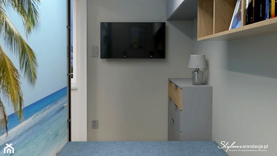 Kącik na sypialnię - zdjęcie od STYLOWE ARANŻACJE Studio Projektowania Wnętrz