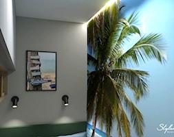 Kącik na sypialnię - zdjęcie od STYLOWE ARANŻACJE Studio Projektowania Wnętrz - Homebook