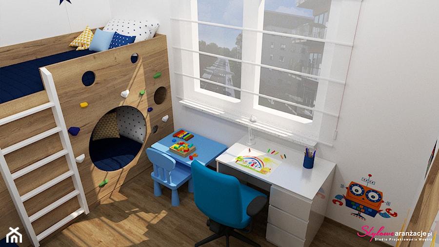 Pokój z przyszłości 04 - zdjęcie od STYLOWE ARANŻACJE Studio Projektowania Wnętrz
