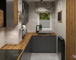 Kuchnia+loft+03+-+zdj%C4%99cie+od+STYLOWE+ARAN%C5%BBACJE+Studio+Projektowania+Wn%C4%99trz