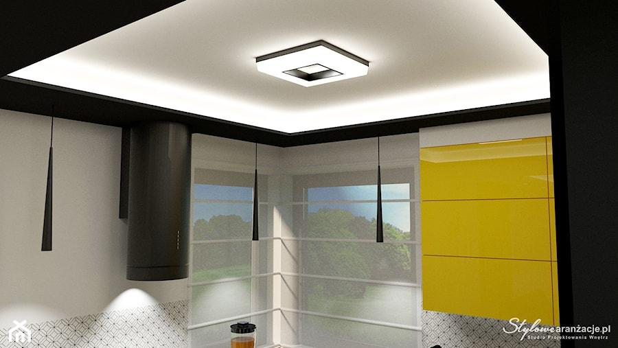 Nowoczesna kuchnia 01 - zdjęcie od STYLOWE ARANŻACJE Studio Projektowania Wnętrz