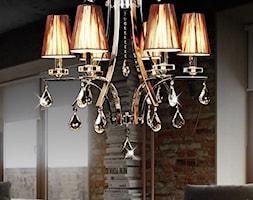 Salon, styl glamour - zdjęcie od LUMINA DECO - Homebook