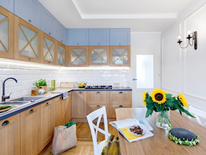 Kuchnia - zdjęcie od architektura&wnętrza Monika Kowalewska Pracownia Projektowa