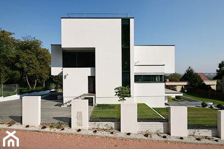 7 projektów nowoczesnych domów z płaskim dachem