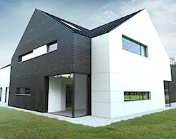 Willa+z+dachem+dwuspadowym+pod+%C5%81odzi%C4%85+-+zdj%C4%99cie+od+BIAMS+Budownictwo+i+Architektura+Marcin+Sieradzki+-+projektant%2C+architekt