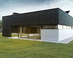 Nowoczesna+willa+z+basenem+-+zdj%C4%99cie+od+BIAMS+Budownictwo+i+Architektura+Marcin+Sieradzki+-+projektant%2C+architekt