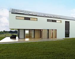 Projekt+domu+typu+stodo%C5%82a+-+zdj%C4%99cie+od+BIAMS+Budownictwo+i+Architektura+Marcin+Sieradzki+-+projektant%2C+architekt