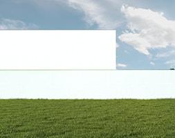 Projekt+nowoczesnego+domu+jednorodzinnego+pod+Warszaw%C4%85+-+zdj%C4%99cie+od+BIAMS+Budownictwo+i+Architektura+Marcin+Sieradzki+-+projektant%2C+architekt