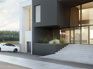 Energooszczędny dom jednorodzinny z basenem
