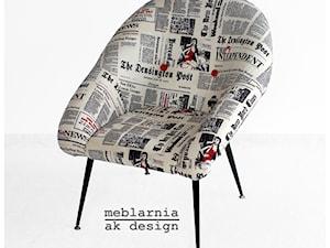 ak design meblarnia - Artysta, designer