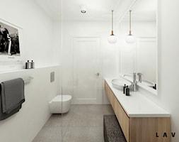 łazienki Z Dwiema Umywalkami Pomysły Inspiracje Z Homebook