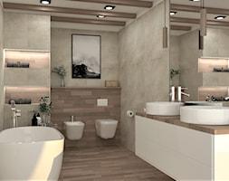 łazienka Z Wolnostojącą Wanną Aranżacje Pomysły
