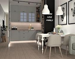 Kuchnia+-+zdj%C4%99cie+od+Marlena+W%C3%B3jcik+interiors
