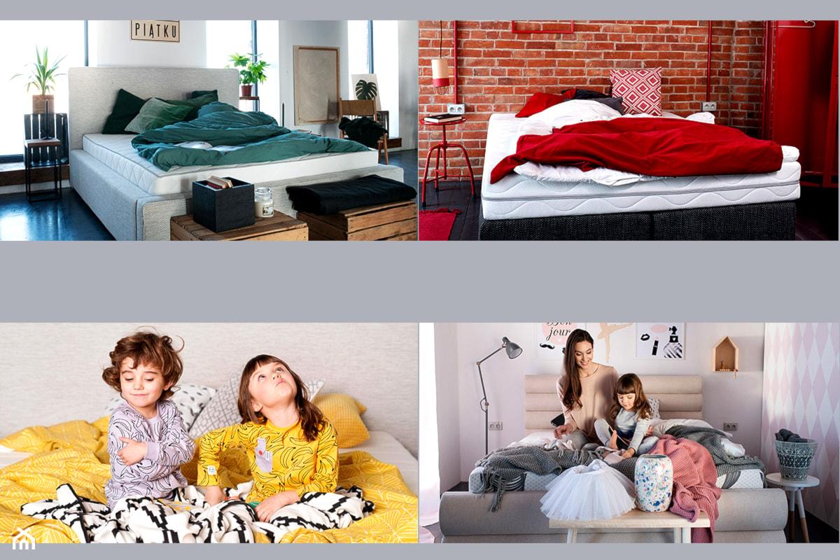 Najnowsze trendy w sypialni! - zdjęcie od Klinika Snu - Homebook