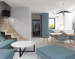 BLIŹNIAK BANINO - Salon, styl nowoczesny - zdjęcie od INSIDERS - Homebook