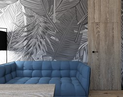 DOMOWE BIURO - Biuro, styl eklektyczny - zdjęcie od INSIDERS - Homebook