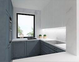 BLIŹNIAK BANINO - Kuchnia, styl nowoczesny - zdjęcie od INSIDERS - Homebook
