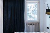 modne zaslony do sypialni 2020