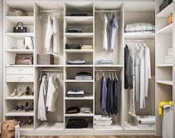 Hello guys ,Some updates from our past projects - Średnia garderoba oddzielne pomieszczenie - zdjęcie od tz_interior