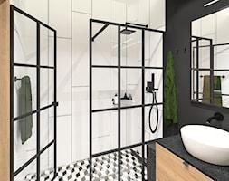 Mieszkanie w Warszawie - 58m2 - zdjęcie od Justyna Marczak Projektowanie Wnętrz - Homebook