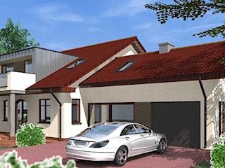 Dom Mieszkalny Jednorodzinny Koncepcja Przebudowy