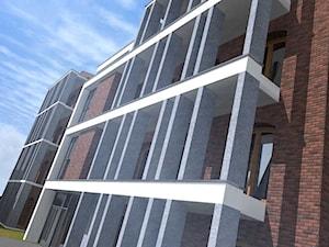 Budynek Mieszkalny Wielorodzinny - Loft - przebudowa.