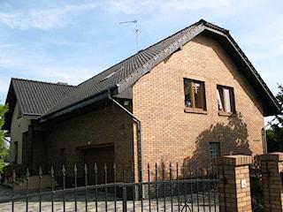 Dom Jednorodzinny Dwulokalowy ZAK