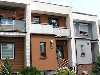 Dom Szeregowy S178 - przebudowa i remont kapitalny.