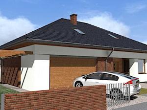 Dom Mieszkalny Jednorodzinny AJF