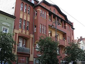 Gdanska 42 Bydgoszcz - Remont Elewacji Budynku Zabytkowego