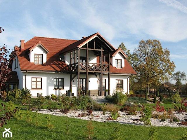 Dom Rustykalny - Przebudowa MPW
